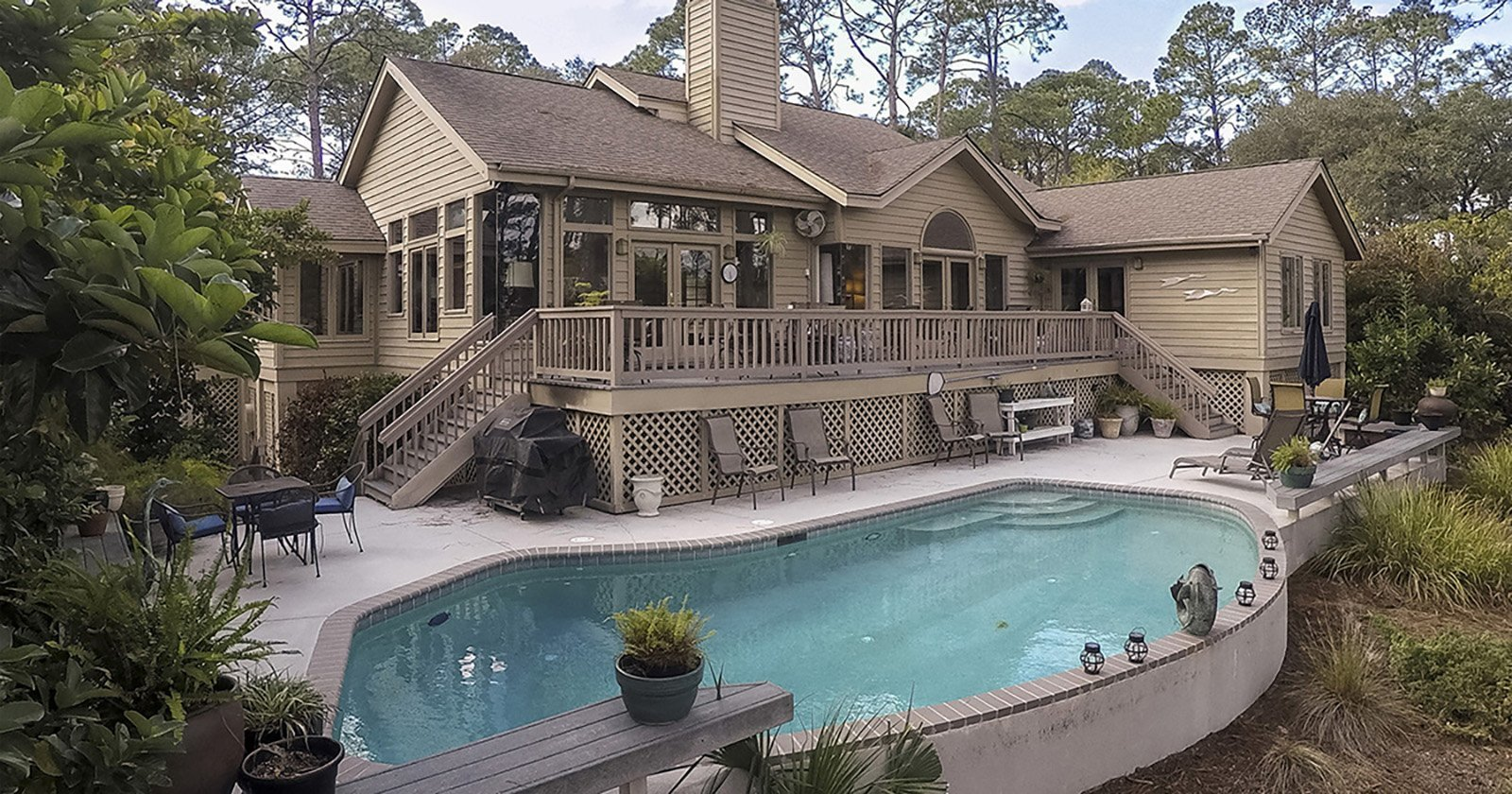 Sea Pines Home for Sale - 18 Audubon Pond Road, Sea Pines