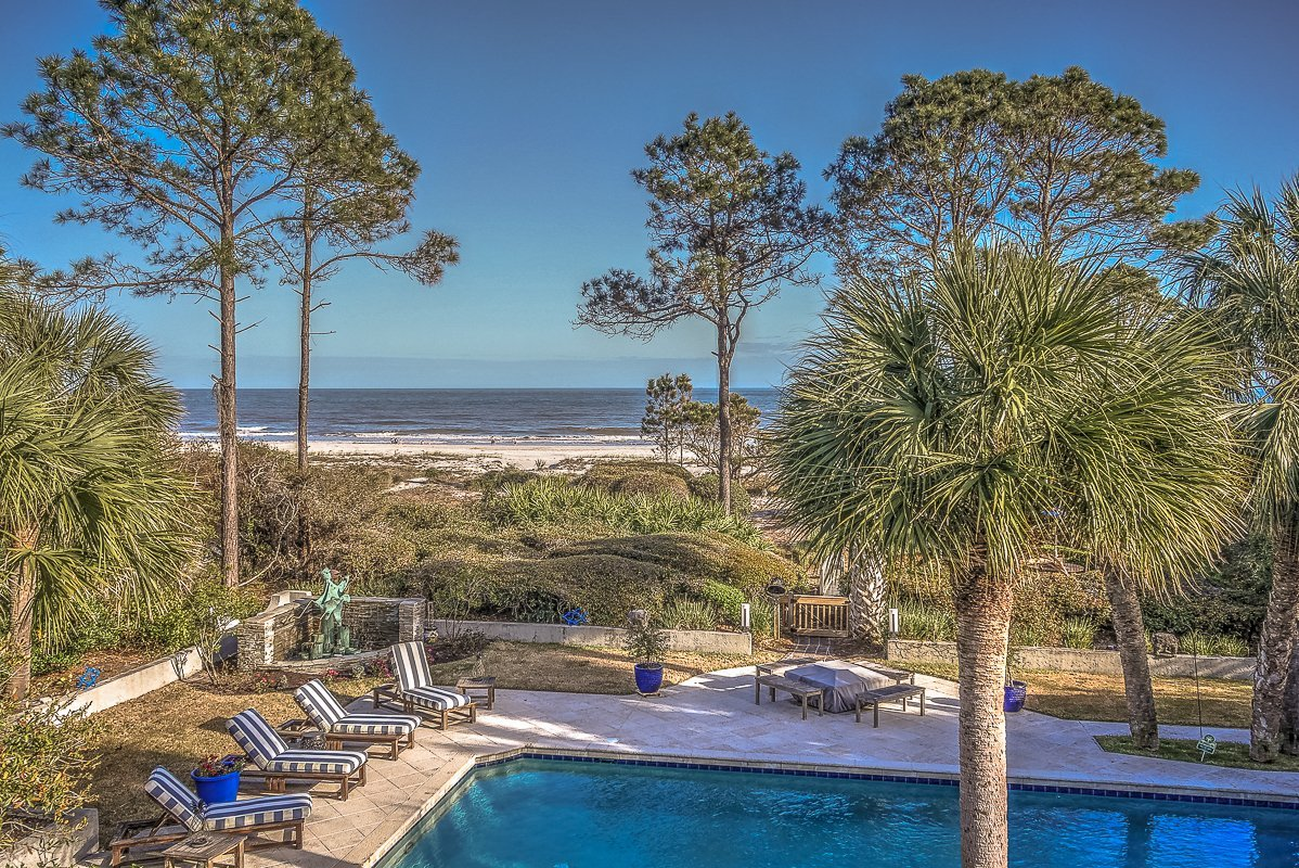 Oceanfront Sea Pines